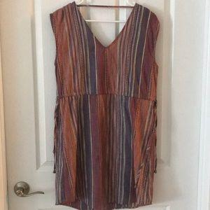 Multicolor Universal Thread dress size Small